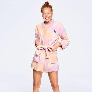 Victoria's Secret PINK Robe Tie Dye